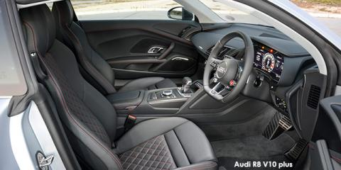 Audi R8 5.2 V10 plus quattro - Image credit: © 2020 duoporta. Generic Image shown.
