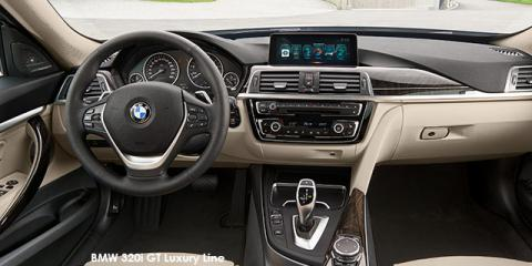BMW 320d GT Luxury Line sports-auto - Image credit: © 2019 duoporta. Generic Image shown.