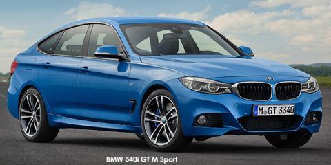 BMW 340i GT Sport Line sports-auto