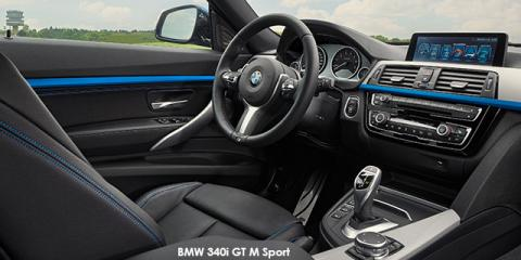 BMW 340i GT M Sport sports-auto - Image credit: © 2018 duoporta. Generic Image shown.