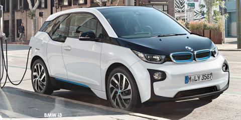 BMW i3 eDrive REx