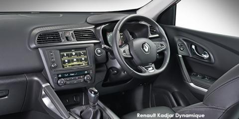 Renault Kadjar 96kW TCe Dynamique auto