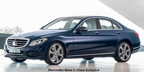 Mercedes-Benz C350e Exclusive