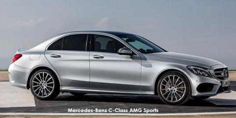 Mercedes-Benz C350e AMG Line