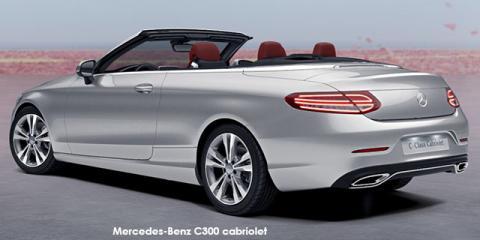 Mercedes-Benz C220d cabriolet