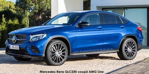 Mercedes-Benz GLC250 coupe 4Matic AMG Line