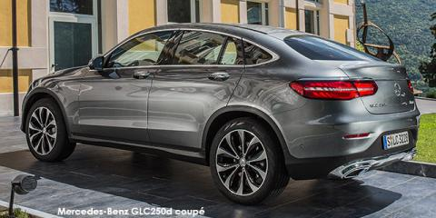 Mercedes-Benz GLC250d coupe 4Matic