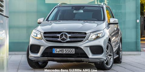 Mercedes-Benz GLE500e