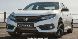 HondaCivic Sedan