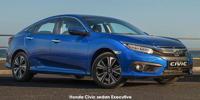 Honda Civic Sedan 1.5T Executive CVT