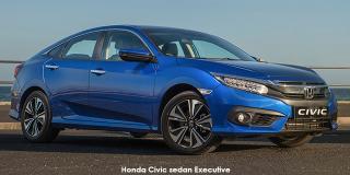 Honda Civic - Image credit: © 2018 duoporta. Generic Image shown.