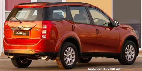 Mahindra XUV500 2.2CRDe W8 auto - Image credit: © 2018 duoporta. Generic Image shown.
