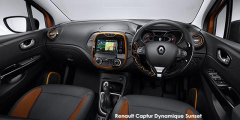 Renault Captur 66kW dCi Dynamique Sunset