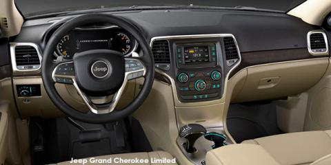 Jeep Grand Cherokee 3.6L Laredo - Image credit: © 2018 duoporta. Generic Image shown.