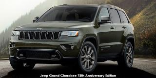 Jeep Grand Cherokee 3.0CRD Limited 75th Anniversary Edition