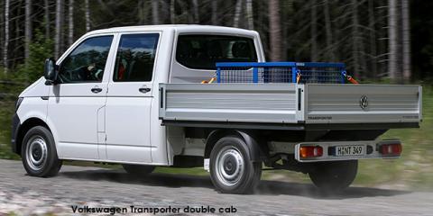 Volkswagen Transporter 2.0TDI double cab 4Motion