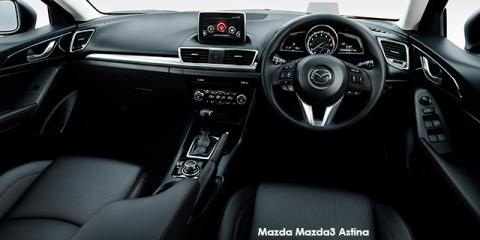 Mazda Mazda3 sedan 1.6 Active - Image credit: © 2018 duoporta. Generic Image shown.