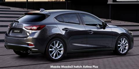 Mazda Mazda3 hatch 1.6 Active - Image credit: © 2019 duoporta. Generic Image shown.