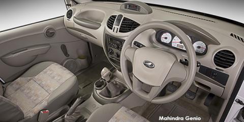 Mahindra Genio 2.2CRDe Maxivan - Image credit: © 2020 duoporta. Generic Image shown.
