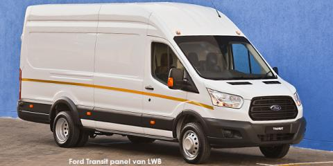 Ford Transit 2.2TDCi 92kW MWB panel van (aircon) - Image credit: © 2018 duoporta. Generic Image shown.