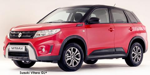 Suzuki Vitara 1.6 GL+ auto - Image credit: © 2018 duoporta. Generic Image shown.