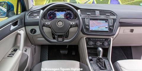 Volkswagen Tiguan 1.4TSI Comfortline auto