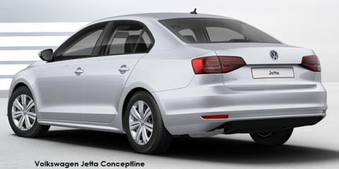Volkswagen Jetta 1.6 Conceptline