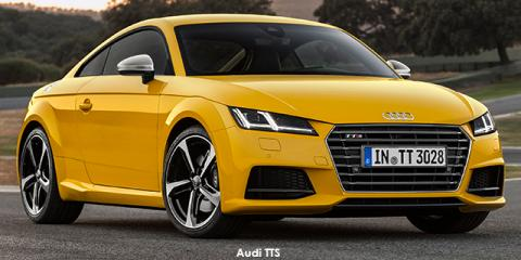 Audi TTS coupe 2.0T quattro - Image credit: © 2019 duoporta. Generic Image shown.