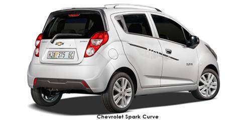 Chevrolet Spark 1.2 Curve