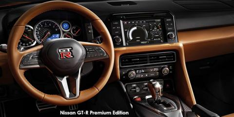 Nissan GT-R Premium Edition - Image credit: © 2018 duoporta. Generic Image shown.