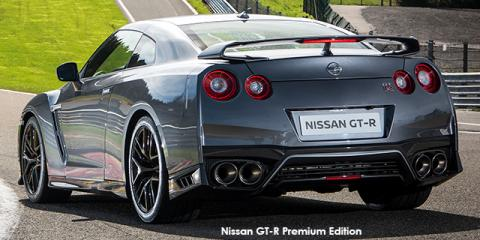 Nissan GT-R Black Edition - Image credit: © 2018 duoporta. Generic Image shown.