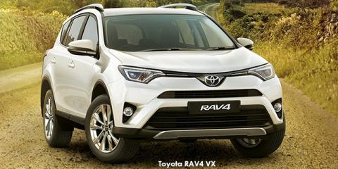 Toyota RAV4 2.2D-4D AWD VX - Image credit: © 2018 duoporta. Generic Image shown.