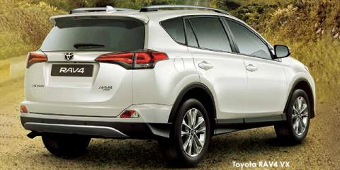Toyota RAV4 2.5 AWD VX - Image credit: © 2018 duoporta. Generic Image shown.