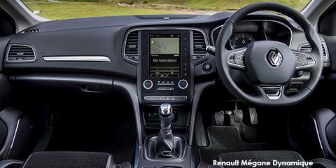 Renault Megane hatch 84kW Dynamique