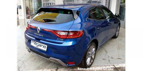 Renault Megane hatch 97kW turbo GT Line