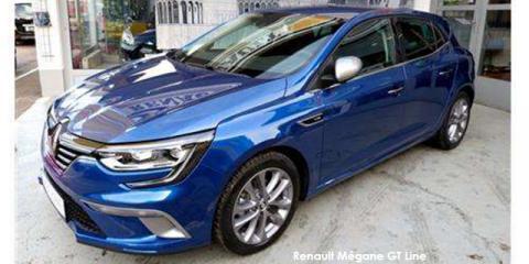 Renault Megane hatch 97kW turbo GT Line auto