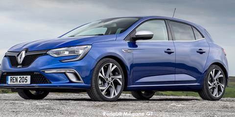 Renault Megane hatch 151kW GT