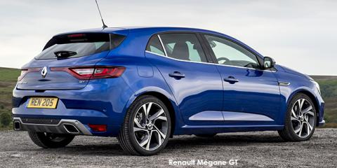 Renault Megane hatch 151kW GT - Image credit: © 2018 duoporta. Generic Image shown.