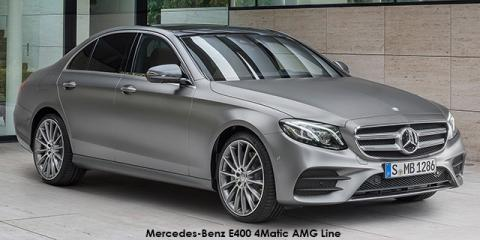 Mercedes-Benz E400 AMG Line 4Matic