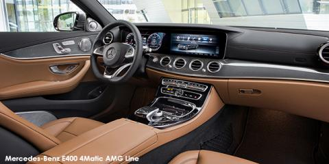 Mercedes-Benz E400 AMG Line 4Matic