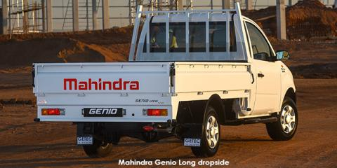 Mahindra Genio 2.2CRDe Long dropside - Image credit: © 2018 duoporta. Generic Image shown.