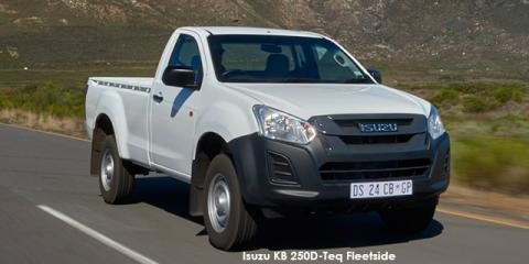 Isuzu KB 250D-Teq Fleetside