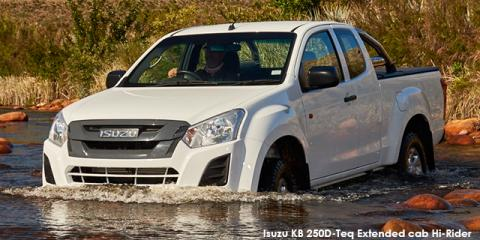 Isuzu KB 300D-Teq Extended cab 4x4 LX
