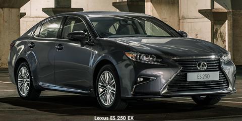 Lexus ES 250 EX - Image credit: © 2018 duoporta. Generic Image shown.