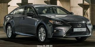 Lexus ES - Image credit: © 2018 duoporta. Generic Image shown.
