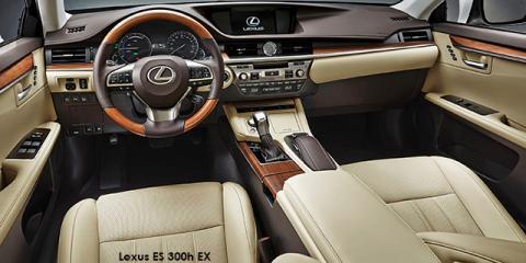 Lexus ES 300h EX - Image credit: © 2018 duoporta. Generic Image shown.