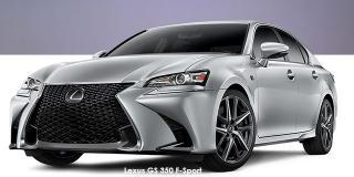Lexus GS - Image credit: © 2018 duoporta. Generic Image shown.