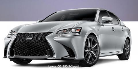 Lexus GS 350 F-Sport - Image credit: © 2018 duoporta. Generic Image shown.