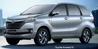Toyota Avanza - Image credit: © 2018 duoporta. Generic Image shown.