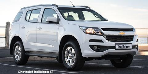 Chevrolet Trailblazer 2.5D LT